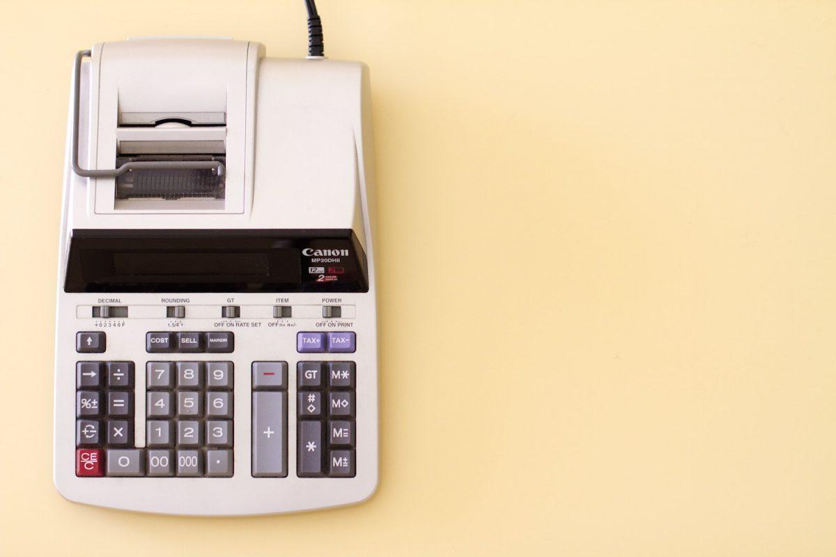 Tax Preparer calculator